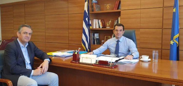Επαφές του Γιώργου Κασαπίδη στην Αθήνα