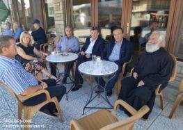 Τη Σιταριά επισκέφτηκε ο βουλευτής Γιάννης Αντωνιάδης