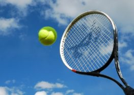 Τένις στη Μελίτη από την ομάδα της Λέσχης Πολιτισμού Φλώρινας