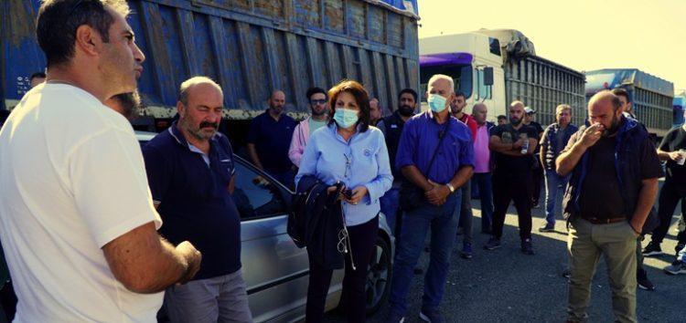 Στο Περιφερειακό Συμβούλιο φέρνει το θέμα των ιδιοκτητών Φορτηγών Δημόσιας Χρήσης ο Συνδυασμός «Ελπίδα» με κατάθεση επερώτησης