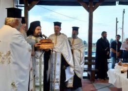 Ξεκίνησαν οι διήμερες λατρευτικές εκδηλώσεις στον Ιερό Ναό Γεννήσεως της Θεοτόκου Ιτιάς (pics)