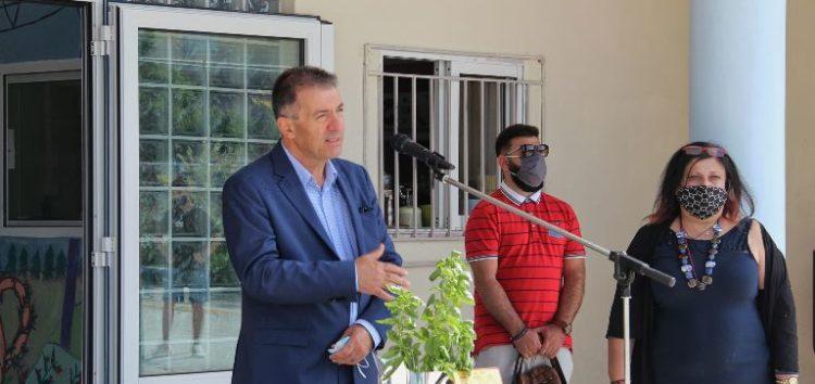 Σε αγιασμούς σχολικών μονάδων ο δήμαρχος Αμυνταίου (pics)