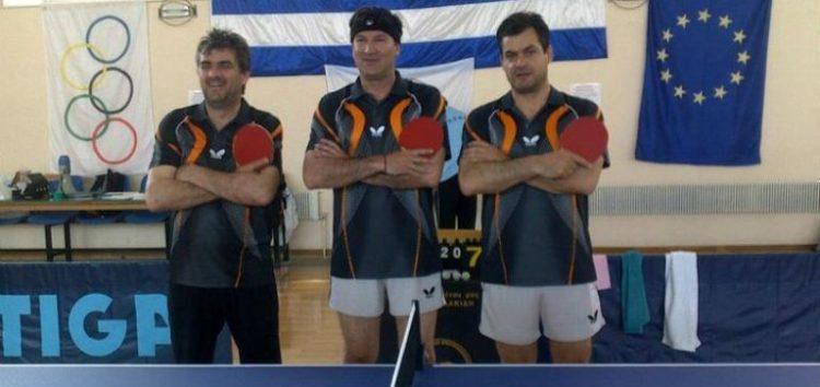 Οι «Κροκόδειλοι» Φλώρινας δε θα συμμετέχουν στο πρωτάθλημα επιτραπέζιας αντισφαίρισης βετεράνων – ανεξαρτήτων