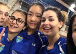 Από τη Φλώρινα ξεκινάει το πρωτάθλημα της Α1 γυναικών επιτραπέζιας αντισφαίρισης