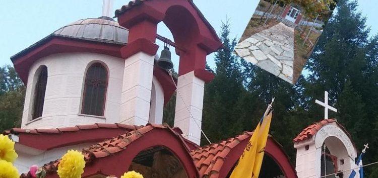 Λατρευτικές εκδηλώσεις στον Ιερό Ναό Αναλήψεως Κυρίου Αγίου Βαρθολομαίου