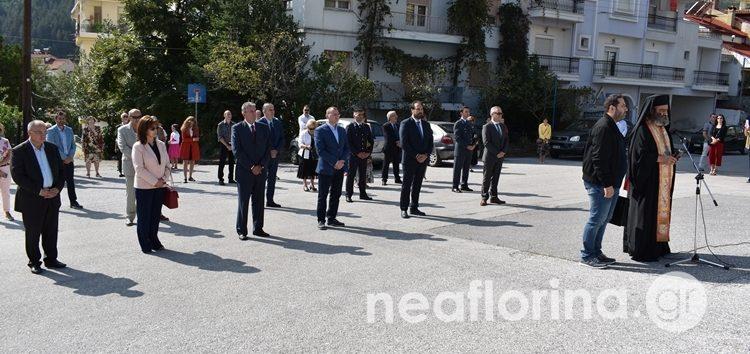Η ημέρα μνήμης της Γενοκτονίας των Ελλήνων της Μικράς Ασίας στη Φλώρινα (video, pics)
