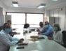 Επίσκεψη αντιπροσωπείας του ΣΥΡΙΖΑ στη ΓΕΝΟΠ/ΔΕΗ