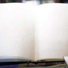 Οι λευκές σελίδες (του παλιού βιβλίου)