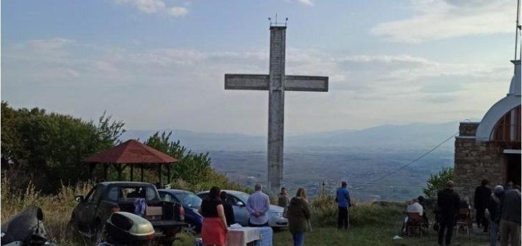 Η Ύψωση του Τιμίου Σταυρού στη Φλώρινα (pics)