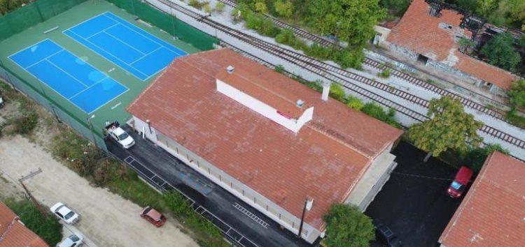 Έτοιμο το νέο Κέντρο Αντισφαίρισης του ΟΞΙΦ – Δωρεάν χρήση έως 25 Σεπτεμβρίου
