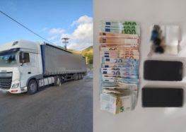 Σύλληψη 37χρονου αλλοδαπού σε περιοχή της Φλώρινας, για παράνομη μεταφορά αλλοδαπού