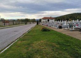 Συγχαρητήριο προς την δημοτική αρχή Φλώρινας για την καλή εικόνα των δημοτικών κοιμητηρίων