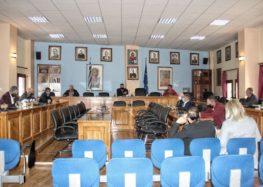 Συνεδρίασε το Συντονιστικό Όργανο Πολιτικής Προστασίας Δήμου Αμυνταίου