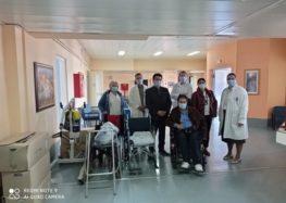 Θέματα υγείας στον ευρύτερο χώρο της αποκατάστασης συζητήθηκαν κατά τη διάρκεια επίσκεψης του Πα.Σ.Πα. Μακεδονίας – Θράκης στο ΚΕ.Φ.Ι.ΑΠ. Αμυνταίου (pics)