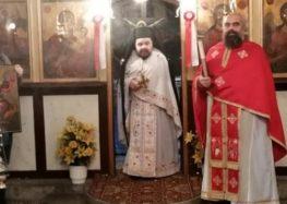 Λατρευτικές εκδηλώσεις στον Ι.Ν. Αγίου Δημητρίου Αχλάδας (videos, pics)