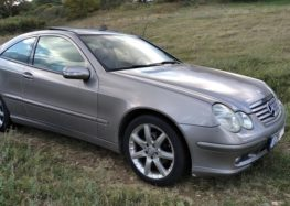 Πωλείται Mercedes C180 Sports Coupe