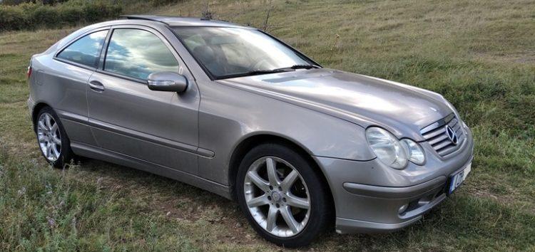 Πωλείται Mercedes C180 Sports Coupe