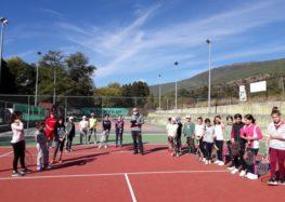 Με τη συμμετοχή 90 αθλητών το Προπαιδικό Πρωτάθλημα Κεντροδυτικής Μακεδονίας από την Ομάδα Τένις της Λέσχης Πολιτισμού Φλώρινας (pics)