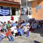 Γιορτή για την 28η Οκτωβρίου στον 1ο Παιδικό Σταθμό Φλώρινας (pics)