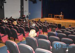 Συνάντηση του Δημάρχου Φλώρινας Βασίλη Γιαννάκη με επιτυχόντες του Προγράμματος Κοινωφελούς Εργασίας (pics)