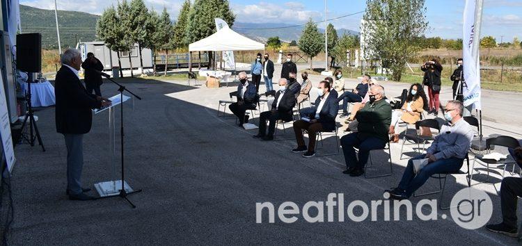 Η επίσημη έναρξη του Κέντρου Επαναχρησιμοποίησης Υλικών Φλώρινας (video, pics)