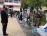 Ο Δήμαρχος Φλώρινας, Βασίλης Γιαννάκης, στις εορταστικές εκδηλώσεις για την επέτειο της 28ης Οκτωβρίου