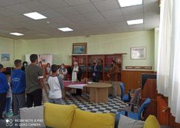 Αγιασμός στο Κέντρο Κοινωνικής Πρόνοιας (video, pics)