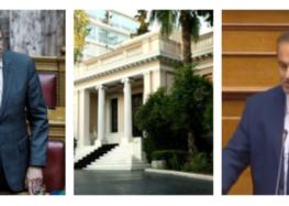 Γιάννης Αντωνιάδης: Σύσκεψη με τον υπουργό Επικρατείας Γιώργο Γεραπετρίτη για τα μεγάλα θέματα του νομού Φλώρινας