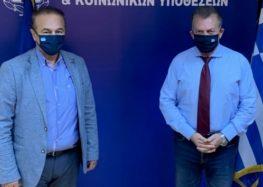 Γιάννης Αντωνιάδης: Άμεση έκδοση αγροτικών συντάξεων καθώς και συντάξεων χηρείας