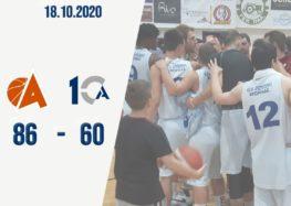 Μπάσκετ: Με νίκη ξεκίνησε ο Αριστοτέλης στο πρωτάθλημα της Γ' Εθνικής