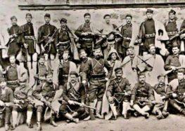 Μακεδονομάχοι από την Κέλλη Φλώρινας