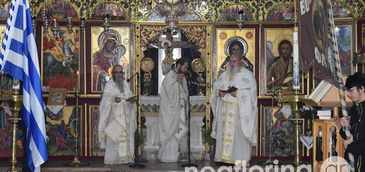 Το μνημόσυνο για τον Κωνσταντίνο Κατσίφα στον Ιερό Ναό Αγίου Γεωργίου Φλώρινας (video, pics)