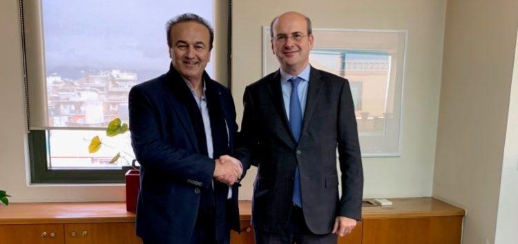 Γιάννης Αντωνιάδης: Με 107 εκατομμύρια ευρώ για την στήριξη της απασχόλησης ενισχύονται οι λιγνιτικές περιοχές για την περίοδο 2021-2022