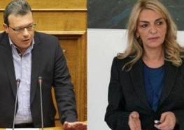 «Τι να το κάνεις το Περιφερειακό Συμβούλιο και το Κοινοβούλιο όταν έχεις το Υπουργικό Συμβούλιο… Λες και η Δίκαιη Μετάβαση αφορά την Περιφέρεια Δυτικής Μακεδονίας!!!»