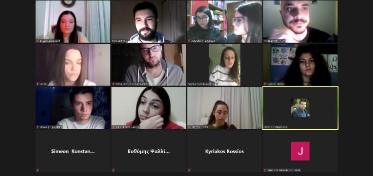 ΟΕΝΕΦ: Ηλεκτρονική διαβούλευση με νέους από τη Δυτική Μακεδονία – «Οι Νέοι στις Περιφέρειες της Ευρώπης»