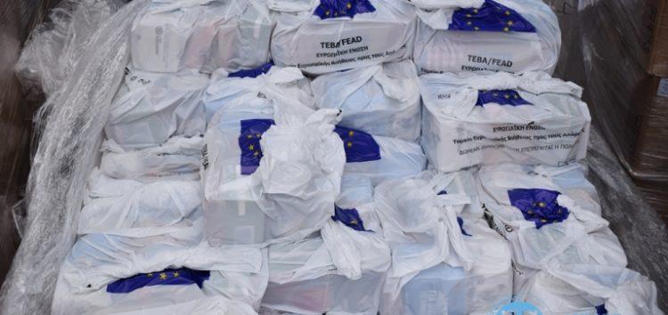 Διανομή τροφίμων από τον Δήμο Φλώρινας και την Κοινωφελή Επιχείρηση στους δικαιούχους ΤΕΒΑ – ΚΕΑ (pics)