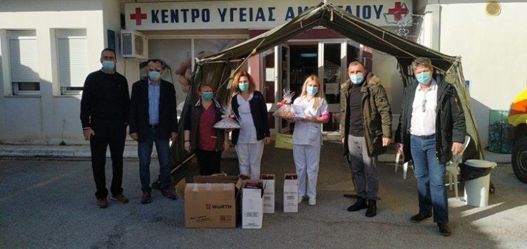 Αμύνταιο: Πρωτοβουλία αναγνώρισης των πολύτιμων υπηρεσιών στην τοπική κοινωνία
