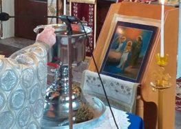 Υπό αυστηρούς περιορισμούς ο εορτασμός των Θεοφανείων στην Αχλάδα (videos, pics)