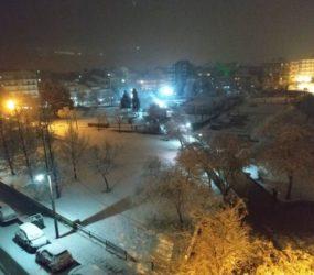 Νέες εικόνες από τη χιονισμένη Φλώρινα (pics)