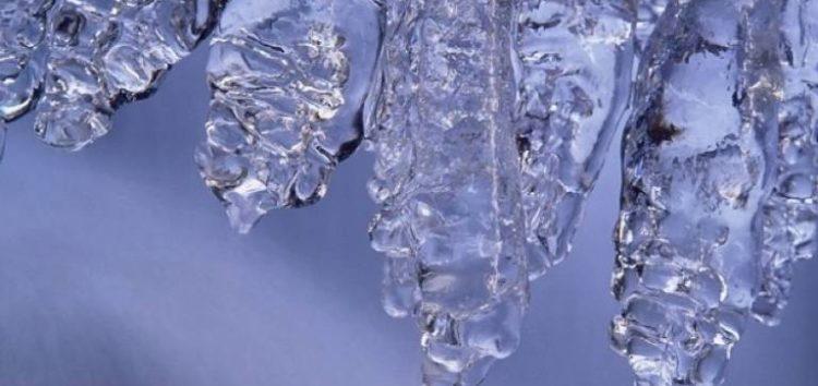 Επιμένουν οι χαμηλές θερμοκρασίες στη Φλώρινα