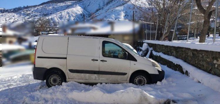 Σύλληψη 32χρονου σε περιοχή της Φλώρινας για παράνομη μεταφορά αλλοδαπού
