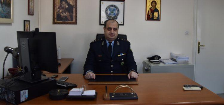 Kαθήκοντα Διευθυντή της Διεύθυνσης Αστυνομίας Φλώρινας ανέλαβε ο Αστυνομικός Υποδιευθυντής Παναγιώτης Γεωργιάδης