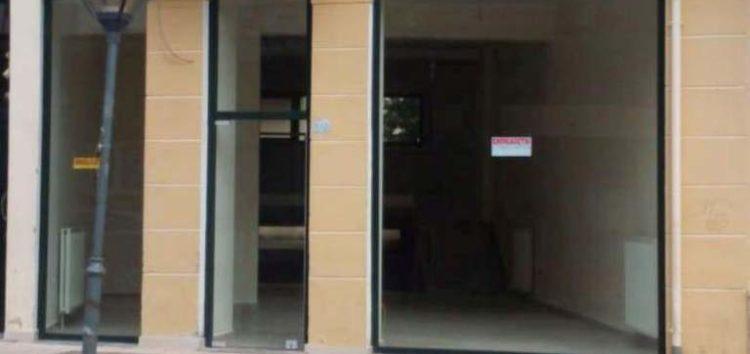 Πωλείται κατάστημα σε κεντρικό σημείο της Φλώρινας
