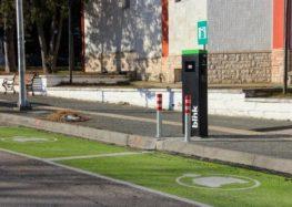 Σταθμός φόρτισης ηλεκτρικών αυτοκινήτων στον Δήμο Αμυνταίου