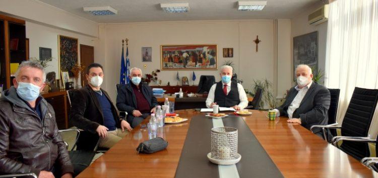 Σύσκεψη στην Π.Ε. Φλώρινας για το ζήτημα της παύσης λειτουργίας του Συνοριακού Σταθμού Κρυσταλλοπηγής