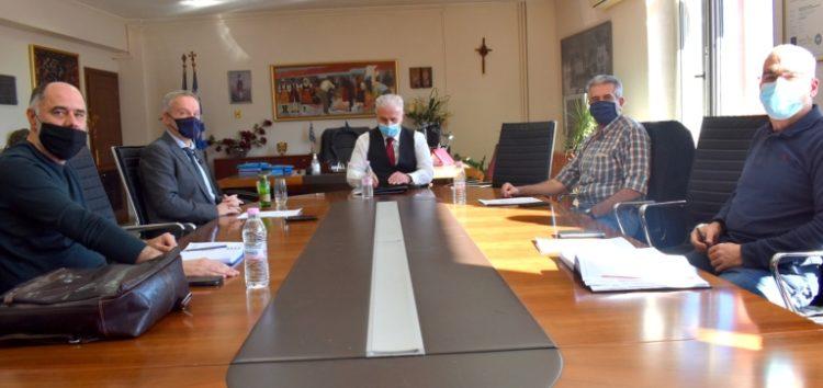 Σύσκεψη στην Π.Ε. Φλώρινας με εκπροσώπους του Πανεπιστημίου Δυτικής Μακεδονίας