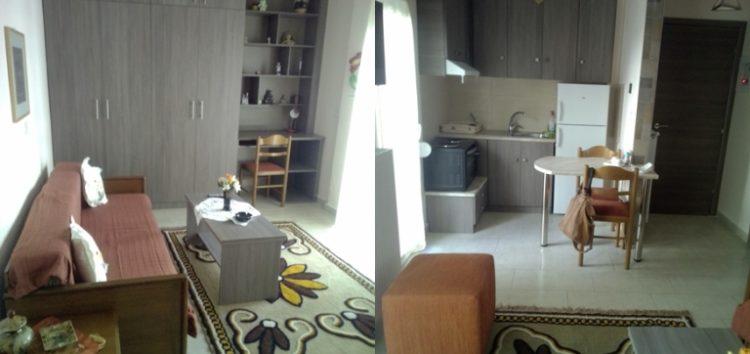 Ενοικιάζεται lux studio στο κέντρο της Φλώρινας
