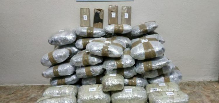 Συνελήφθησαν κατά τη διάρκεια οργανωμένης αστυνομικής επιχείρησης 5 αλλοδαποί, σε ορεινή περιοχή της Φλώρινας, για εισαγωγή μεγάλης ποσότητας ναρκωτικών ουσιών