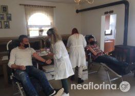 Ολοκληρώθηκε η εθελοντική αιμοδοσία της ενορίας Αγίου Νικολάου Άνω Καλλινίκης (pics)