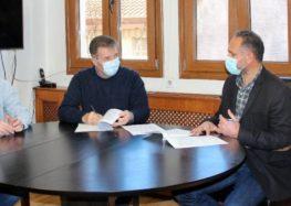 Υπογραφή σύμβασης έργου για το καταφύγιο αδέσποτων ζώων συντροφιάς του Δήμου Αμυνταίου